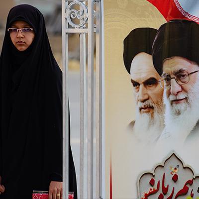נפתלי הילגר: איראן- אלף גוונים של שחור