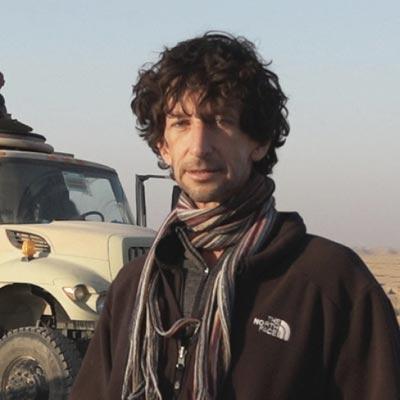 איתי אנגל – מפגש ייחודי - מאחורי הקלעים של כתב באזורי מלחמה