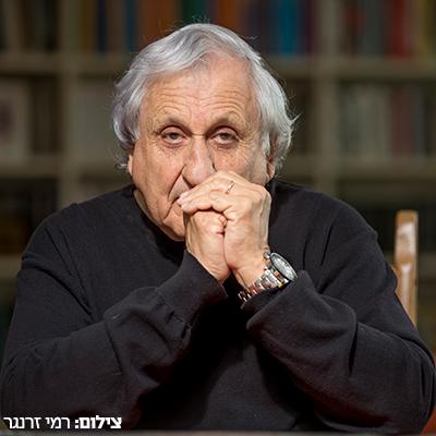 הסופר א.ב יהושע – על המאבק בין מיתוס והיסטוריה בזהות הישראלית