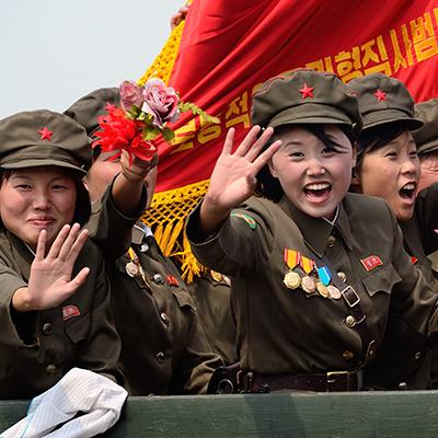 נפתלי הילגר: צפון קוריאה – החיים בבועה