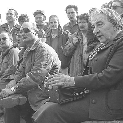אלוף(מיל') גיורא איילנד –45 שנים למלחמת יום כיפור – הטעויות והלקחים שלא הופקו